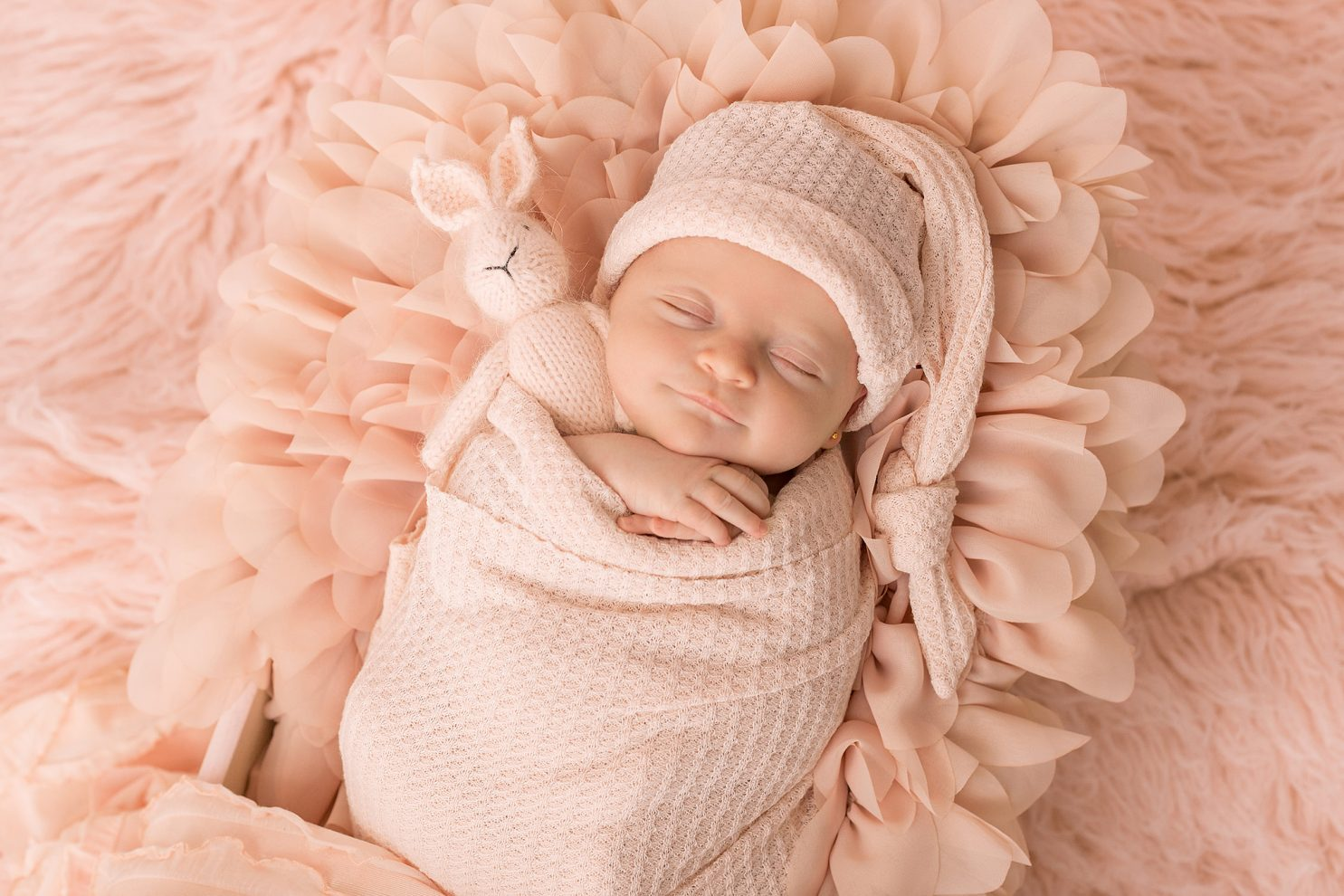 Contacta fotógrafo de recién nacido