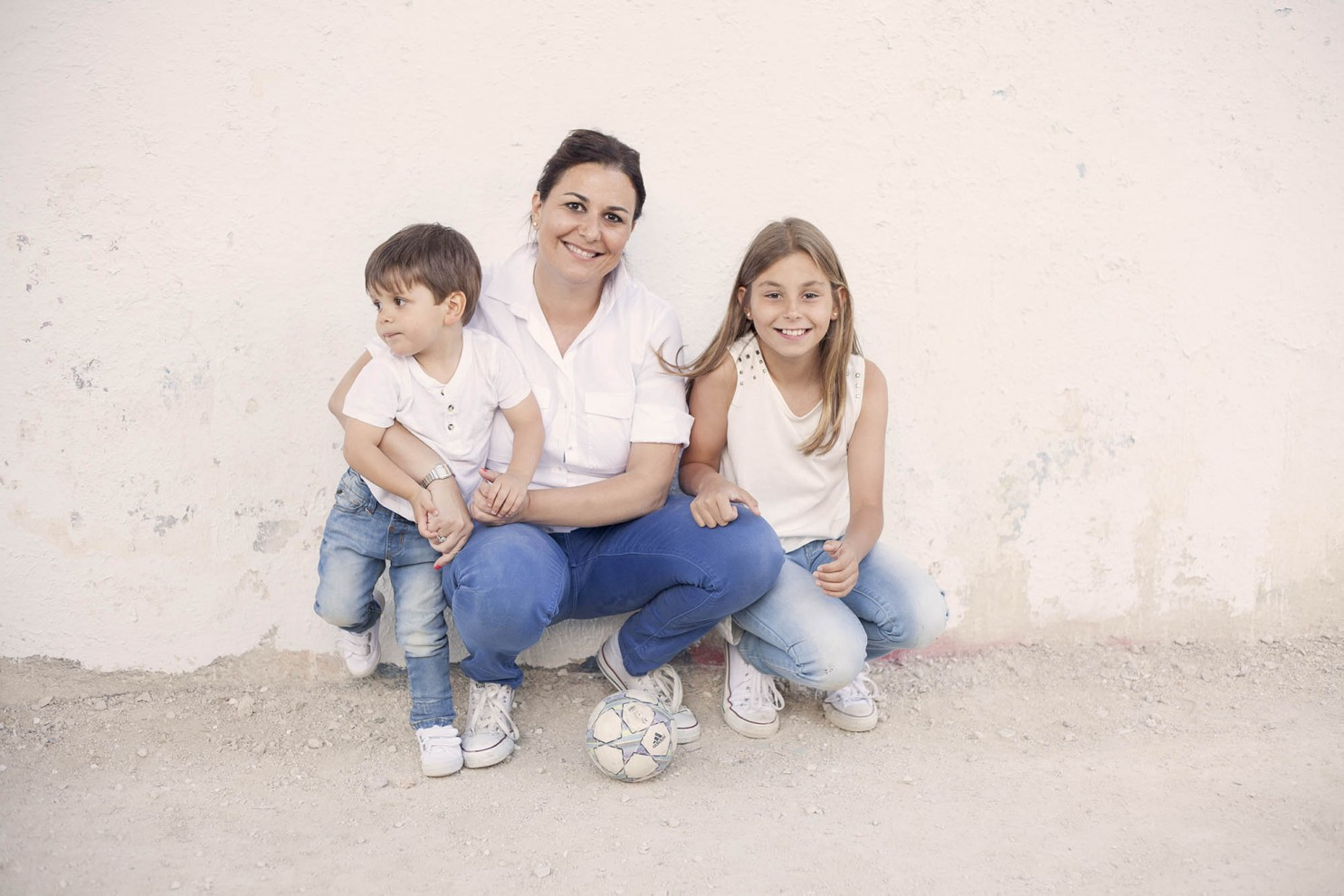 fotografia niños madrid