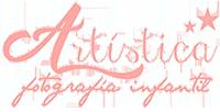 logotipo artistica fotografia infantil