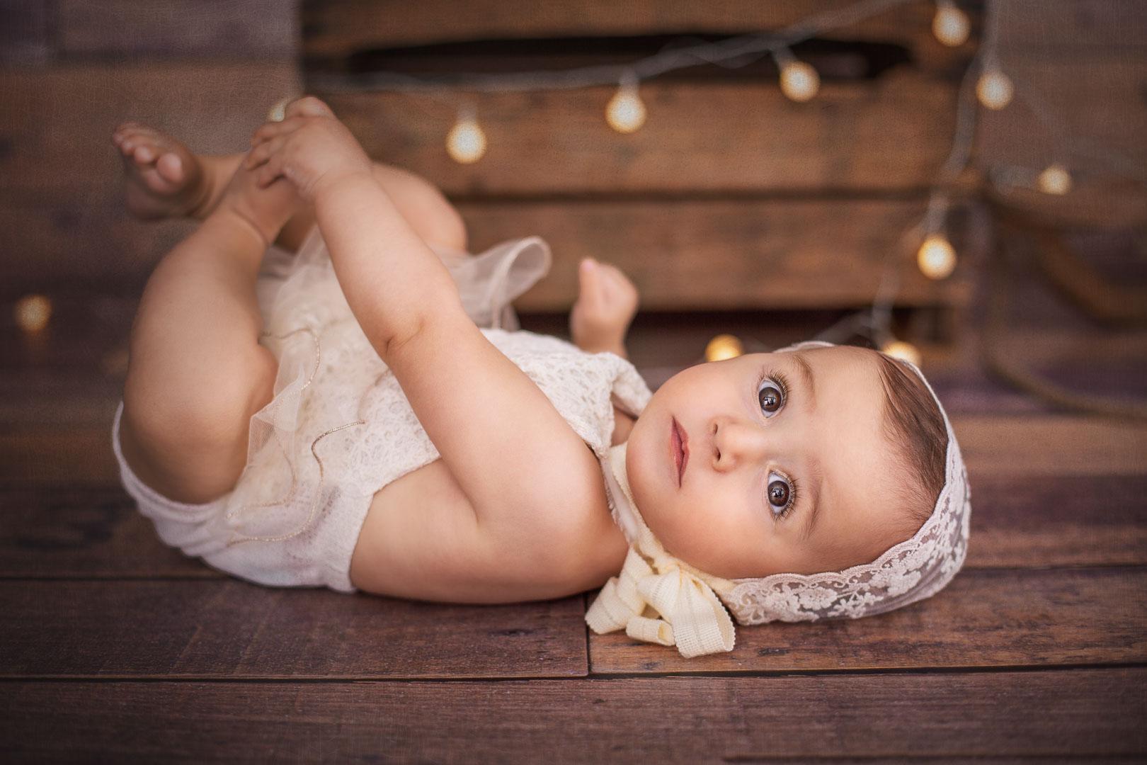 Contactar con fotógrafo de bebés en Madrid