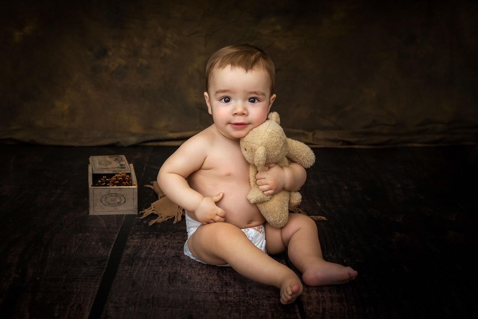 fotografia de bebe madrid