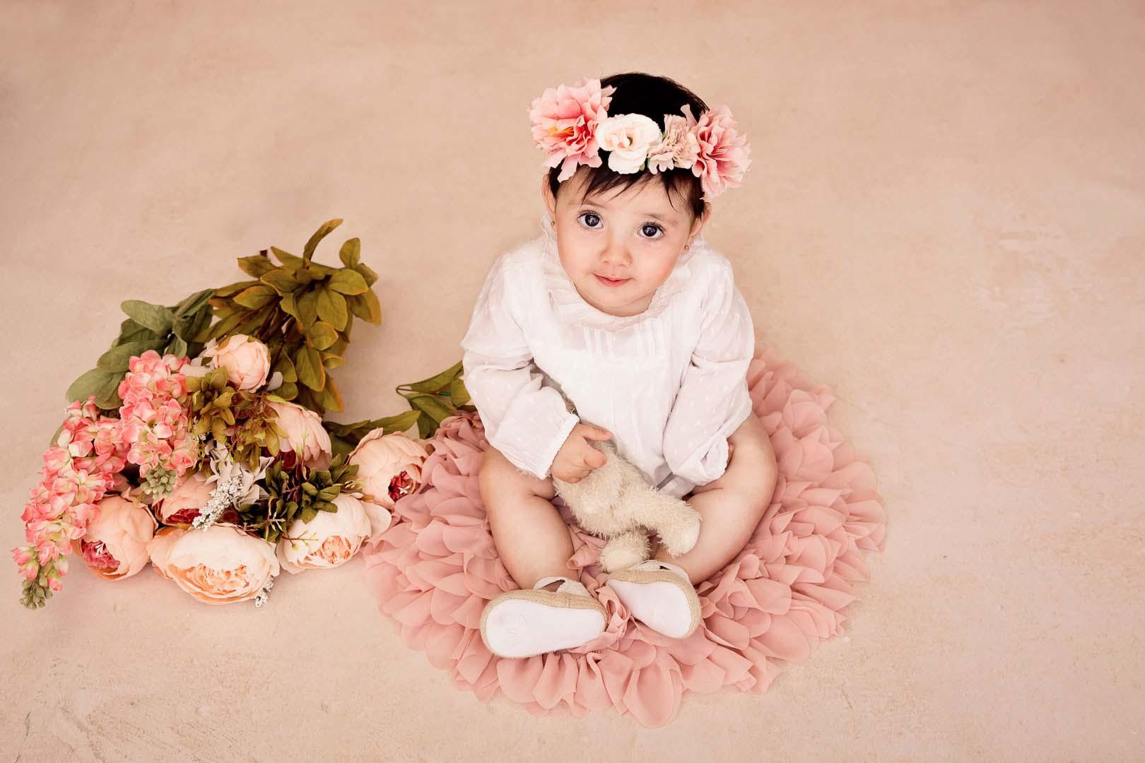 Fotógrafa de bebés Madrid
