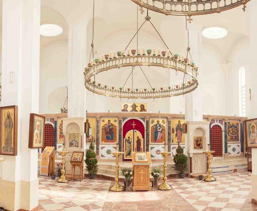 bautizo ortodoxo madrid