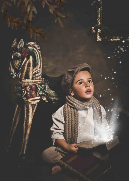 oferta fotos navidad madrid